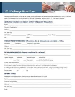 Exchange Order form - 052021-image only